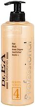 Profumi e cosmetici Maschera capelli - Dr.EA Keratin Series 4 Hair Mask