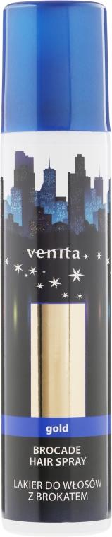 Lacca per capelli - Venita Gold Brocade Hair Spray