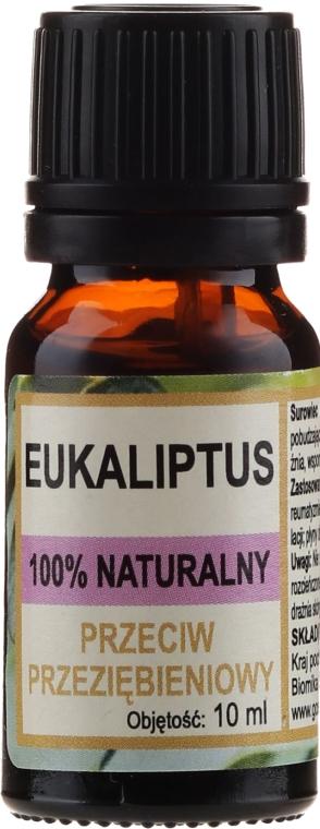Olio naturale di eucalipto - Biomika Eukaliptus Oil