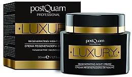 Profumi e cosmetici Crema viso, da notte - Postquam Luxury Gold Regenerating Night Cream