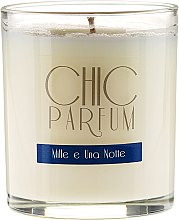 Profumi e cosmetici Candela profumata - Chic Parfum Mille e Una Notte Candle