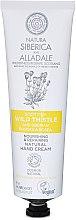 Profumi e cosmetici Crema mani rigenerante - Natura Siberica Alladale Nourishing & Repairing Natural Hand Cream