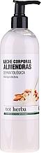 Profumi e cosmetici Latte corpo idratante - Tot Herba Almond Body Milk