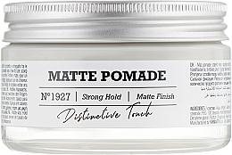 Profumi e cosmetici Cera per capelli opaca - FarmaVita Amaro Matte Pomade