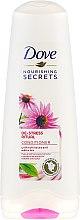 Profumi e cosmetici Condizionante con tè bianco ed echinacea - Dove Nourishing Secrets De-Stress Ritual