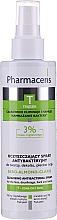 Profumi e cosmetici Spray antibatterico - Pharmaceris T Sebo-Almond-Claris