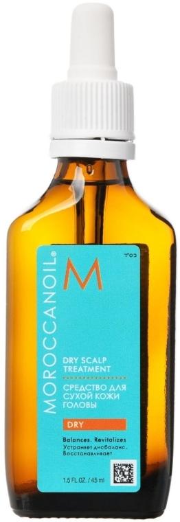 Trattamento per cuoio capelluto - Moroccanoil Dry Scalp Treatment — foto N1