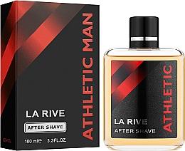 Profumi e cosmetici La Rive Athletic Man - Lozione dopobarba