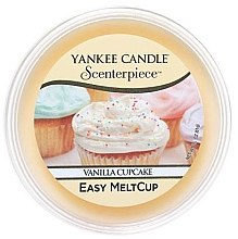 Profumi e cosmetici Cera aromatica - Yankee Candle Vanilla Cupcake Melt Cup