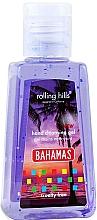 "Profumi e cosmetici Gel antibatterico per mani ""Bahamas"" - Rolling Hills Hand Cleansing Gel"