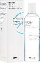 Profumi e cosmetici Tonico idratante - Cosrx Hydrium Watery Toner