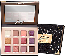 Profumi e cosmetici Palette ombretti - Nabla Dreamy Eyeshadow Palette