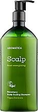 Profumi e cosmetici Shampoo al rosmarino senza solfati - Aromatica Rosemary Scalp Scaling Shampoo