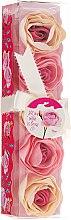 """Profumi e cosmetici Confetti da bagno """"Rosa"""", 5 pz. - Spa Moments Bath Confetti Rose"""