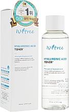 Profumi e cosmetici Tonico idratante all'acido ialuronico - IsNtree Hyaluronic Acid Toner