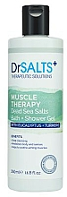 Profumi e cosmetici Gel doccia - Dr Salts + Muscle Therapy