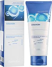 Profumi e cosmetici Peeling-gel al collagene - FarmStay Collagen Water Full Moist Peeling Gel