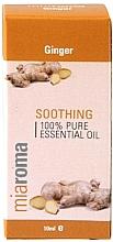 """Profumi e cosmetici Olio essenziale """"Zenzero"""" - Holland & Barrett Miaroma Ginger Pure Essential Oil"""