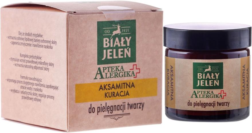 Crema viso - Bialy Jelen Apteka Alergika Cream-Care For Face