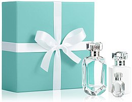 Profumi e cosmetici Tiffany & Co Sheer - Set (edt/75ml + edt/5ml + b/lot/100ml)