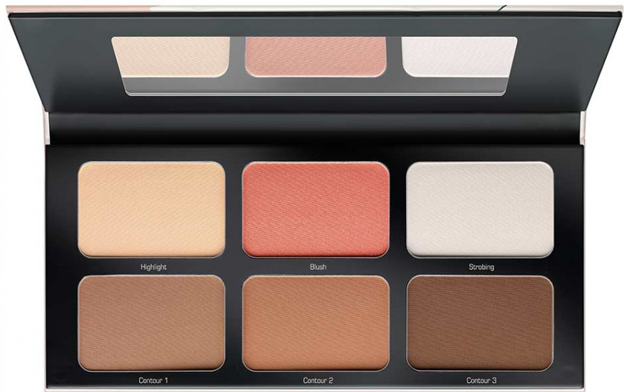 Palette contouring - Artdeco Most Wanted Contouring Palette — foto N1