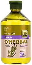 Profumi e cosmetici Gel doccia rilassante con estratto di lavanda - O'Herbal Relaxing Shower Gel