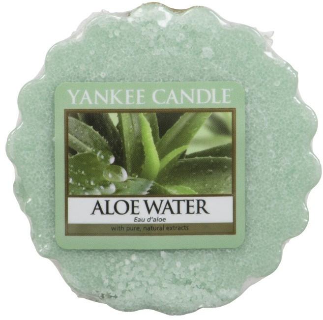 Cera profumata - Yankee Candle Aloe Water Tarts Wax Melts — foto N1
