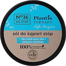 Profumi e cosmetici Sale per piedi - Pharma CF No.36 Plantis Therapy Foot Bath Salt