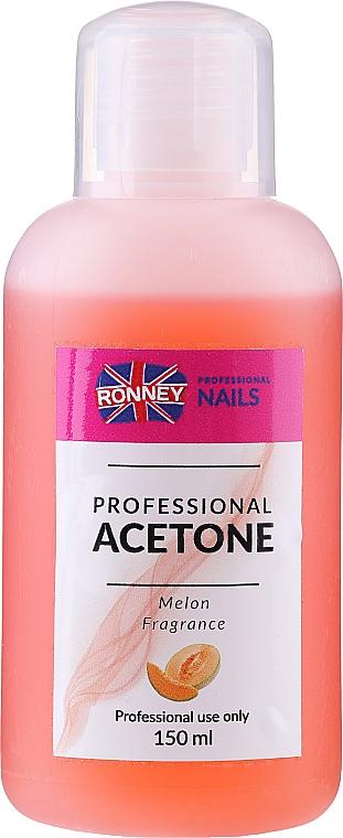 "Solvente per unghie ""Melone"" - Ronney Professional Acetone Melon"