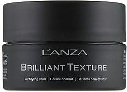 Profumi e cosmetici Balsamo styling dei capelli - L'anza Healing Style Brilliant Texture Balm