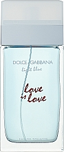 Profumi e cosmetici Dolce & Gabbana Light Blue Love is Love Pour Femme - Woda toaletowa