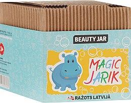 """Profumi e cosmetici Set """"Magic Jarik"""" - Beauty Jar (Soap/150g + Soap)"""