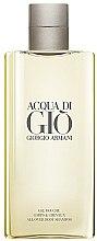 Profumi e cosmetici Giorgio Armani Acqua di Gio Pour Homme All-Over Body Shampoo - Gel doccia