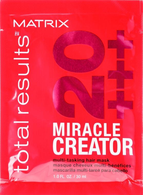 Maschera capelli - Matrix Total Results Miracle Creator Multi-Tasking Hair Mask
