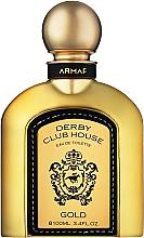 Profumi e cosmetici Armaf Derby Club House Gold - Eau de toilette