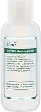Profumi e cosmetici Tonico viso idratante con estratto di tè verde - Klairs Daily Skin Hydrating Water