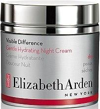 Profumi e cosmetici Crema idratante da notte - Elizabeth Arden Visible Difference Gentle Hydrating Night Cream