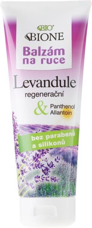 Balsamo per mani - Bione Cosmetics Lavender Hand Ointment