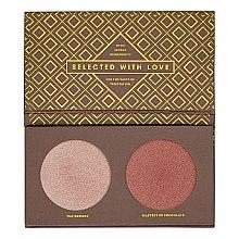 Profumi e cosmetici Palette illuminanti - Zoeva Cocoa Blend Highlighter