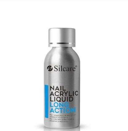 Liquido acrilico - Silcare Nail Acrylic Liquid Comfort Long Action