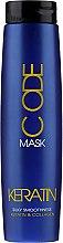 Profumi e cosmetici Maschera capelli - Stapiz Keratin Code Mask