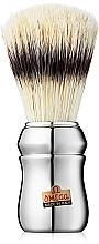 Profumi e cosmetici Pennello da barba, 20248 - Omega