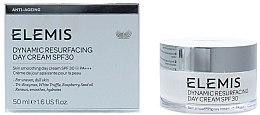 Profumi e cosmetici Crema viso da giorno - Elemis Dynamic Resurfacing Day Cream SPF 30
