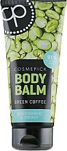Profumi e cosmetici Balsamo corpo con estratto di caffè verde - Cosmepick Body Balm Green Coffee