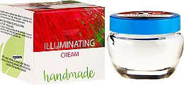 Profumi e cosmetici Crema viso schiarente - Hristina Cosmetics Handmade Illuminating Cream