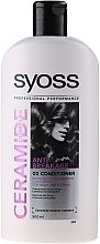 Profumi e cosmetici Balsamo rassodante - Syoss Ceramide Complex Anti-Breakage Conditioner