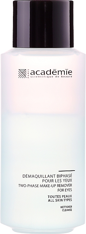 Struccante bifasico occhi - Academie Two-Phase Make-Up Remover for Eyes — foto N4