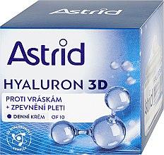 Profumi e cosmetici Crema viso da giorno - Astrid Hyaluron 3D