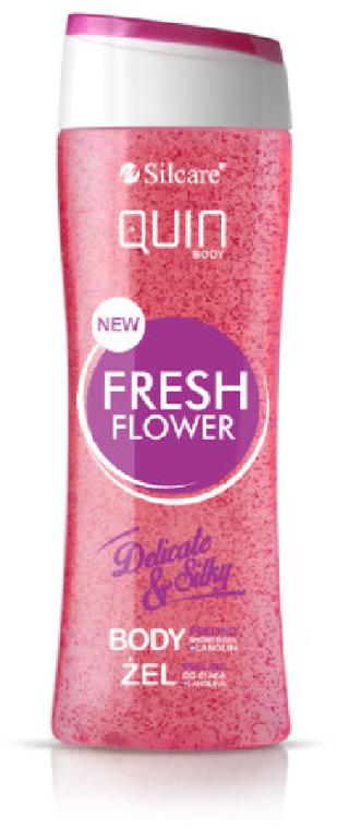 """Scrub corpo """"Fiore fresco"""" - Silcare Quin Peeling Fresh Flower"""
