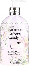 "Profumi e cosmetici Sapone liquido mani ""Unicorn"" - Baylis & Harding Beauticology Unicorn Candy Hand Wash"